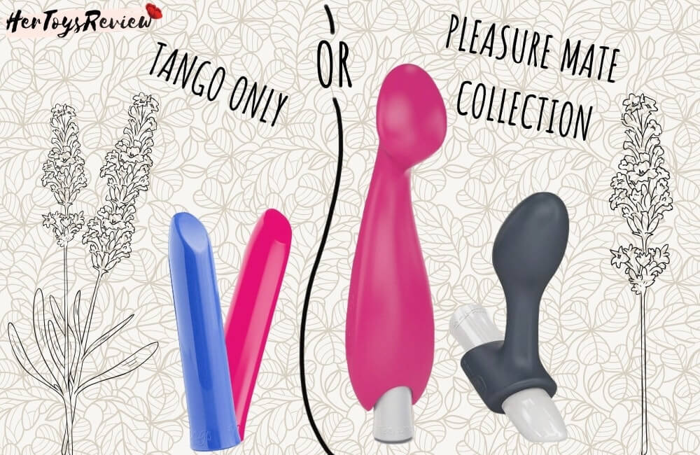 we-vibe tango pleasure mate review