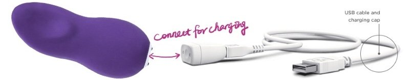we-vibe touch charging