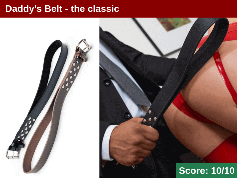 Daddy's Belt review