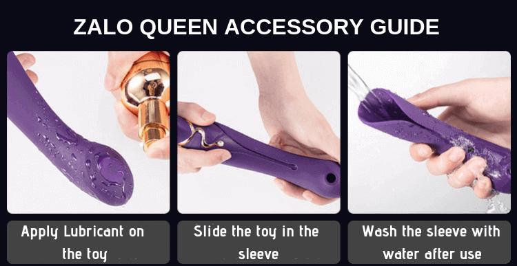 zalo queen accessory