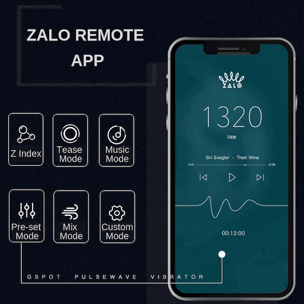 zalo remote app
