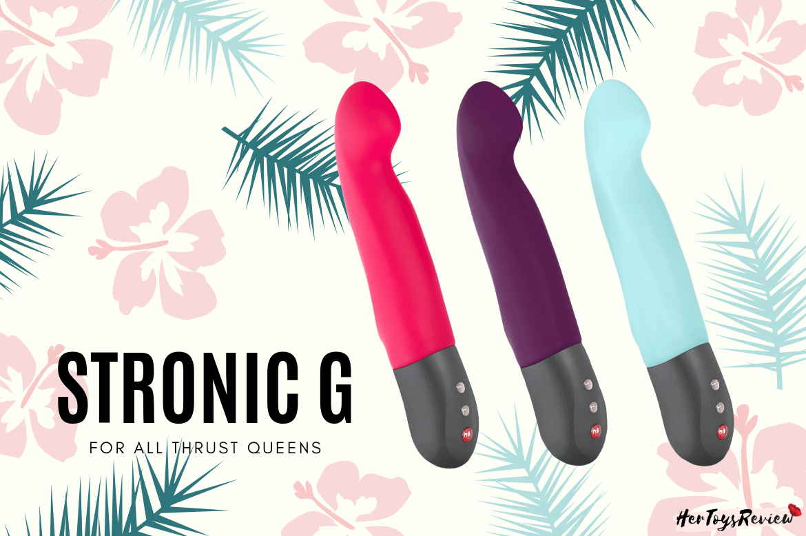 STRONIC G review