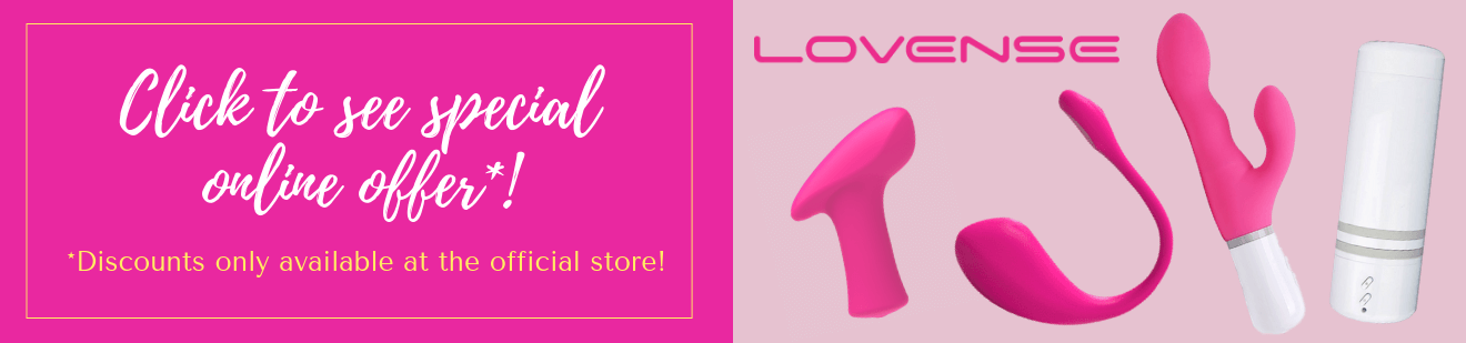 lovense sales discount