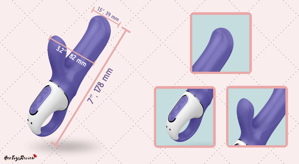 satisfyer magic bunny