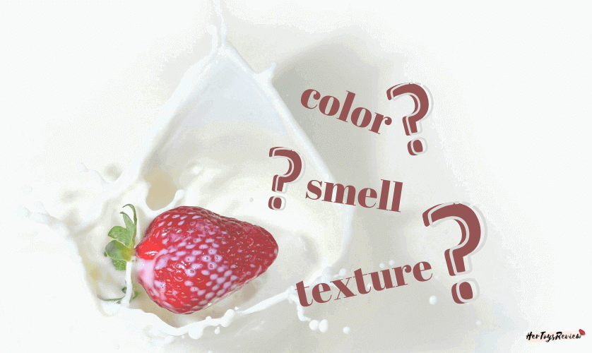 squirt color smell
