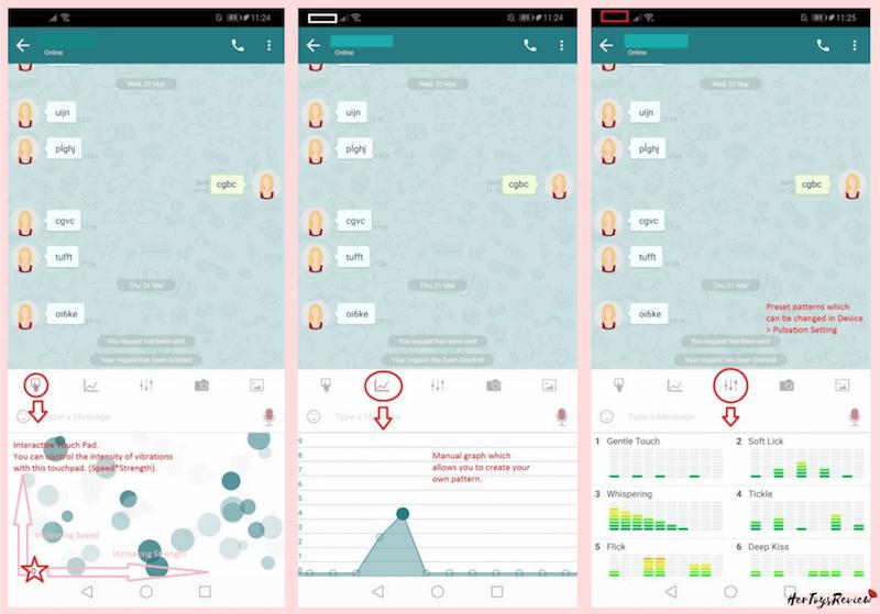 vibease app control