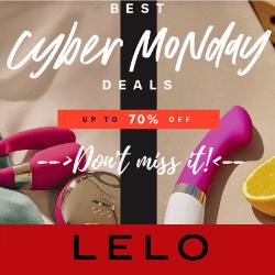 LELO CYBER MONDAY SALE