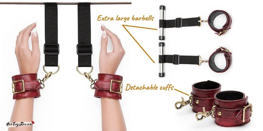 Over-the-Door Cuffs