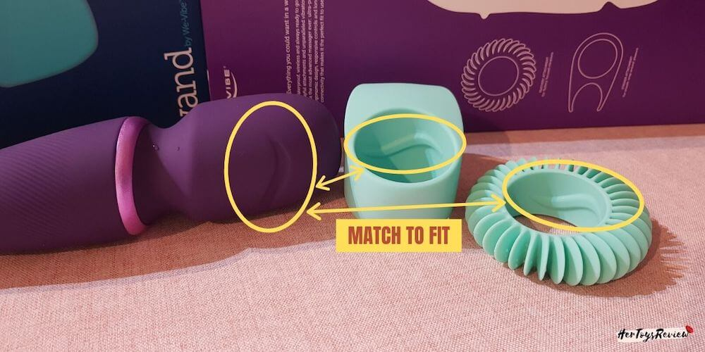 we-vibe wand attachments match