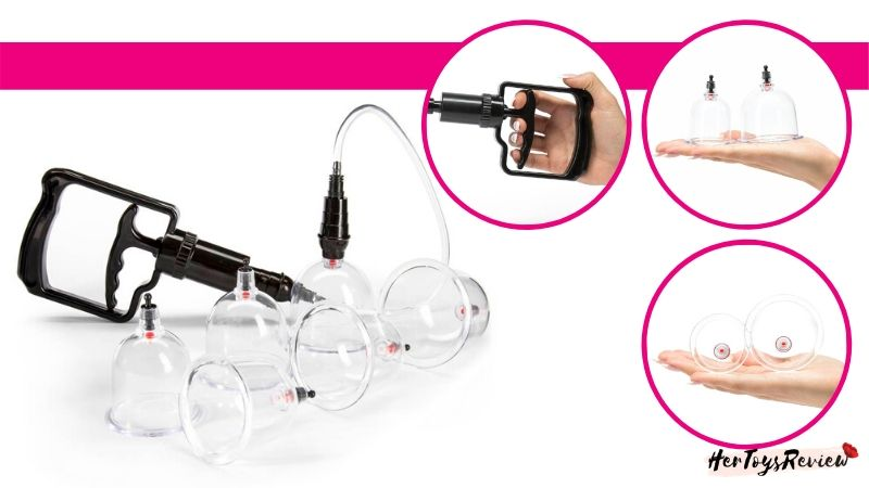 DOMINIX Deluxe Cupping Set