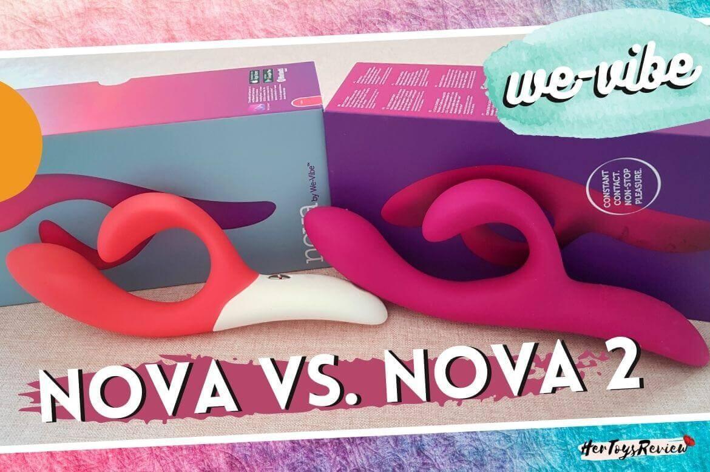 NOVA 2 vs nova wevibe