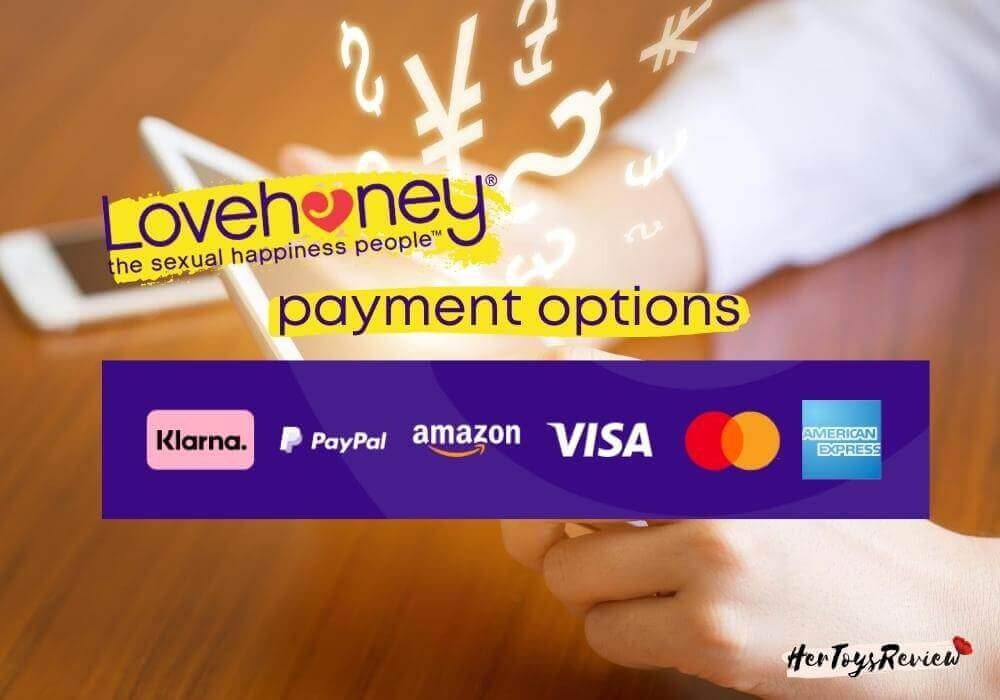 lovehoney payment