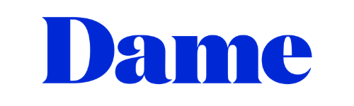 dame sex toy logo
