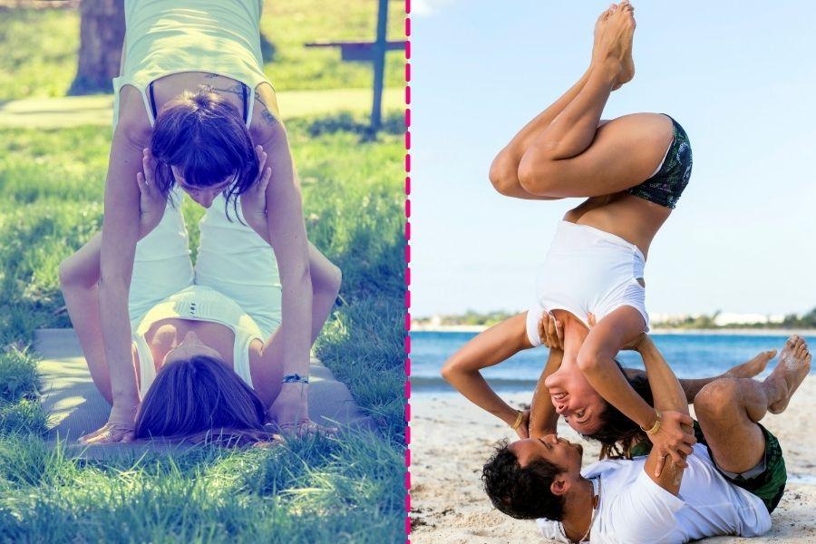yoga sex swing