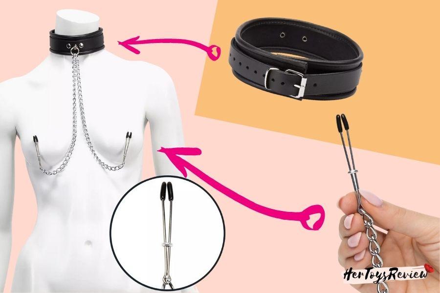 DOMINIX Collar Nipple Clamps